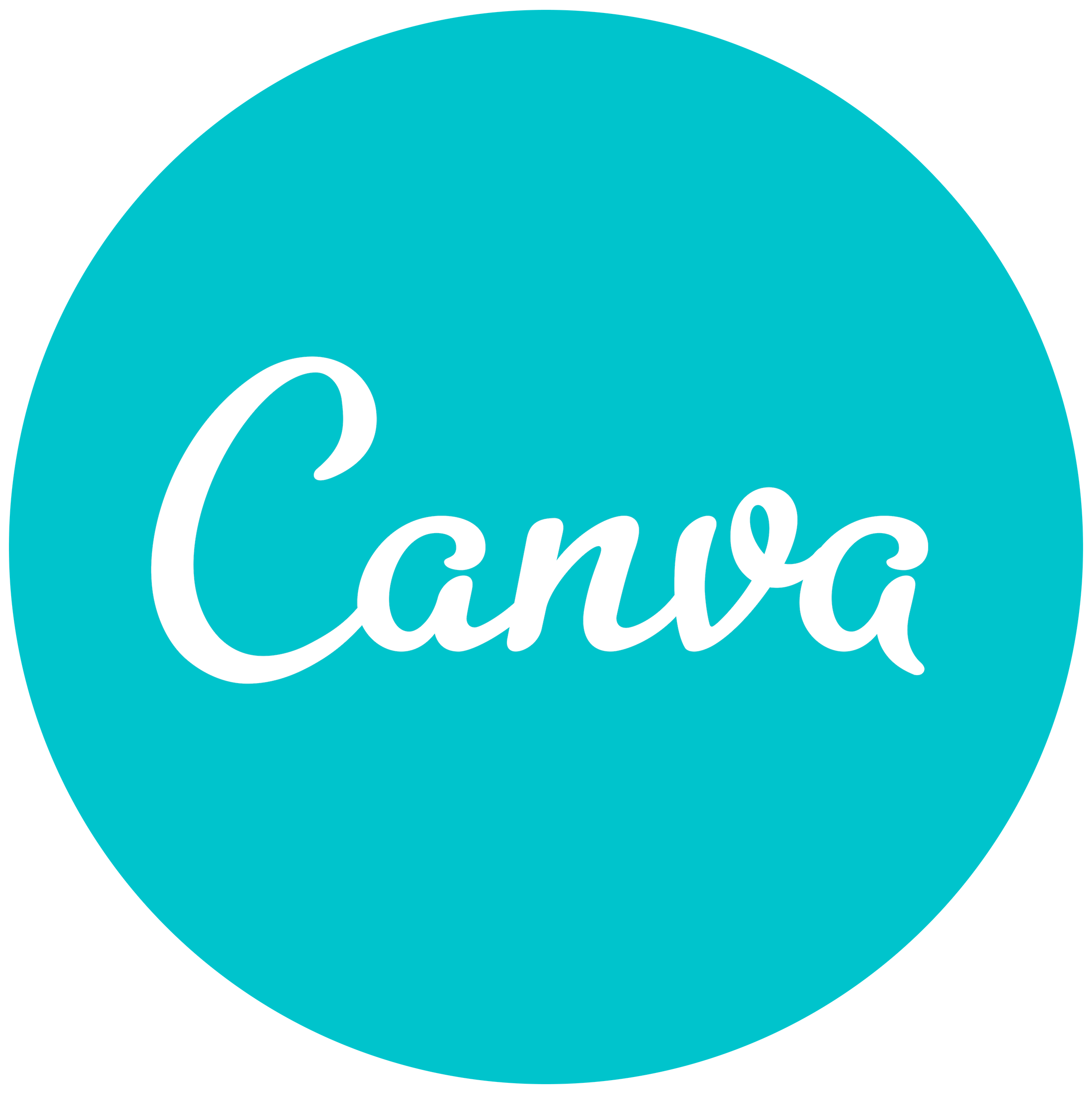 Canva Logo – Free Courses Partner of Workbank